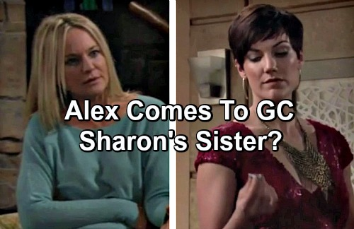 The Young and the Restless Spoilers: Alex Is Sharon's Sister – Arrives in Genoa City Searching For Derek, Learns He's Dylan?