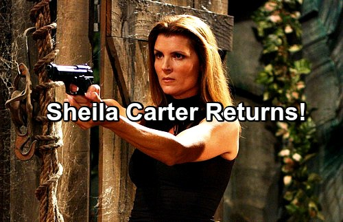 The Young and the Restless Spoilers: Scotty Grainger Recast Lures Sheila Carter Back To Y&R – Dead Woman Lives!