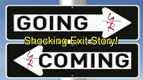 The Young and the Restless Spoilers: Comings and Goings – Shocking Returns Change GC – Exit Story Brings Explosive Fallout