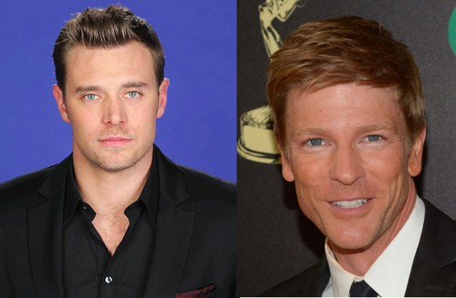 The Young and the Restless Spoilers: Will General Hospital Lose Billy Miller to Y&R - Is Burgess Jenkins Out as Billy Abbott?