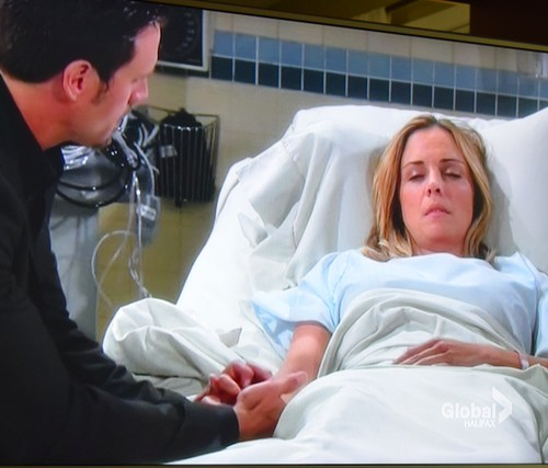 The Young and the Restless Spoilers: Does Sharon Cause Sage Miscarriage After Paternity Test?