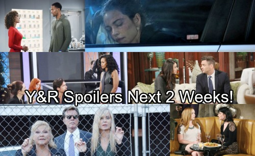 The Young and the Restless Spoilers for Next 2 Weeks: Victoria's Life Explodes – Billy Faces the Music – Graham Abuses POA