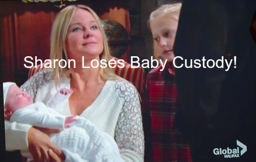 The Young and the Restless (Y&R) Spoilers: Sharon Loses Baby Custody as Dr. Anderson's Identity Revealed