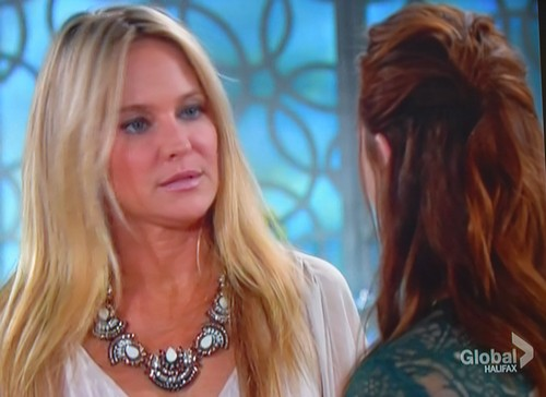 'The Young and the Restless' (Y&R) Spoilers: Sage's Baby Shower, Sharon Sad - Cops Think Hilary's Dead, Colin Gets Involved