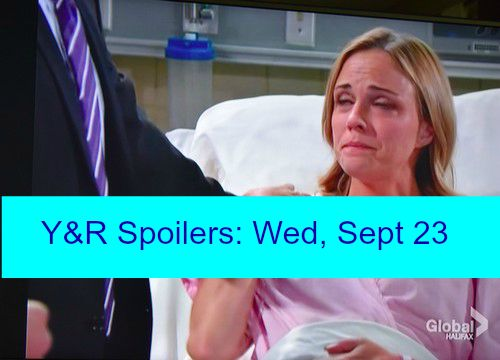 'The Young and the Restless' (Y&R) Spoilers: Jack Fights Ashley and Billy Over Newman Swindle - Sage Hospital Emergency