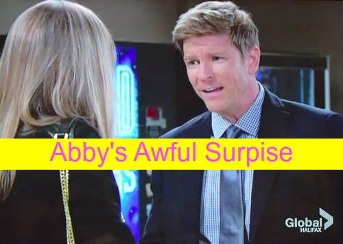 The Young and the Restless (Y&R) Spoilers: Abby Happily Plans Stitch Wedding – No Clue Fiancé In Love With Ashley
