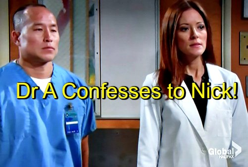 The Young and the Restless Spoilers: Dr. Anderson's Stunning Confession to Nick – Explosive Scenes, Buried Secrets Revealed