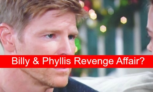 The Young and the Restless (Y&R) Spoilers: Billy and Phyllis Revenge Love Affair After Jack Exposes Victor, Shames Wife?
