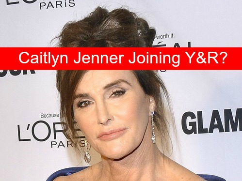 The Young and the Restless Spoilers: Caitlyn Jenner Campaigning For Spot On Y&R Cast?