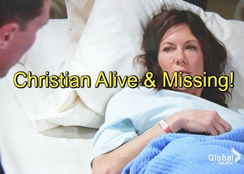 The Young and the Restless (Y&R) Spoilers: Dr. Anderson Murder Investigation Reveals Christian Alive But Missing
