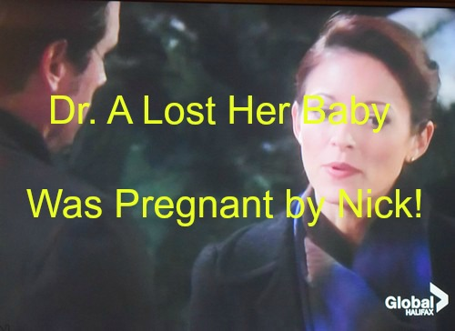 The Young and the Restless (Y&R) Spoilers: Dr. Anderson Pregnant With Nick's Baby - Lost Child & Future Motherhood in Accident