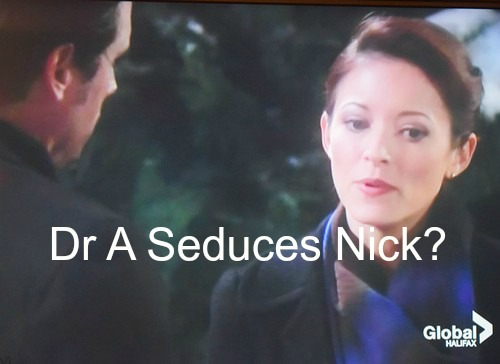 The Young and The Restless (Y&R) Spoilers: Evil Dr Anderson Seduces Vulnerable Nick as Part of Sick Revenge Scheme?