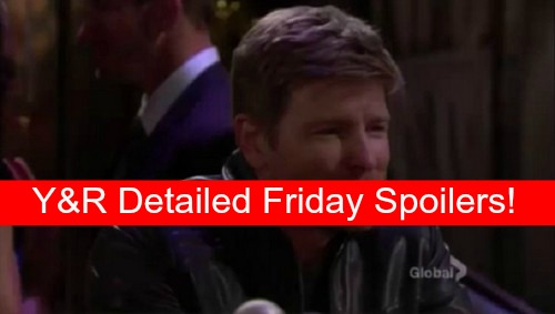 The Young and the Restless (Y&R) Spoilers: Jack Rages at Adam – Ashley Teams Up with Dr. Neville – Drunk Billy's Outburst