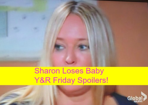The Young and the Restless (Y&R) Spoilers: Sharon Loses Phantom Baby, Goes Nuts – Neil Chooses Hilary, Gwen Threatens