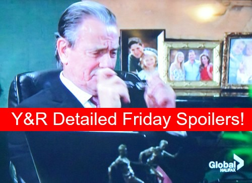 The Young and the Restless (Y&R) Spoilers: Victor Gets Kidnapper's Demands, Adam For Natalie – Chelsea Works to Find Husband