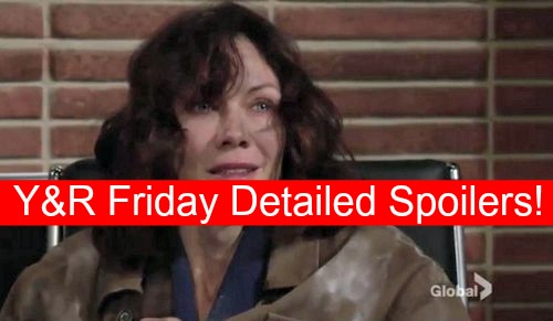 The Young and the Restless Spoilers: Patty Clashes with Evil Dr. A - Sharon Betrays Nick & Sage - Chelsea Threatens to Leave