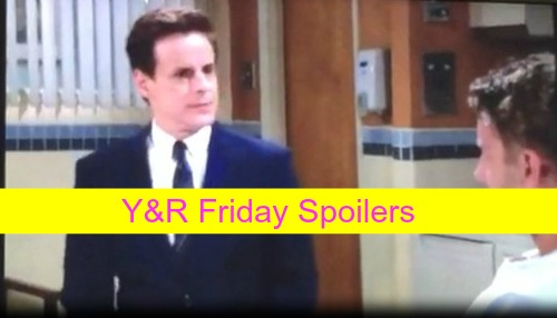 The Young and the Restless (Y&R) Spoilers: Michael's Bad News for Adam's Appeal – Nikki Rats Out Victor to Jack