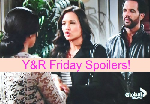 The Young and the Restless (Y&R) Spoilers: Adam Faces Hanging Judge, Victor Schemes – Hilary Loves Neil, Gwen Goes to War