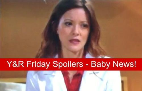 The Young and the Restless (Y&R) Spoilers: Dylan Tells Stunned Sharon Christian Died - Dr. Anderson Plans Baby Delivery