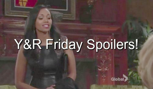 The Young and the Restless (Y&R) Spoilers: Friday, January 29 Shockers and Reveals - Hilary Getting Back With Devon