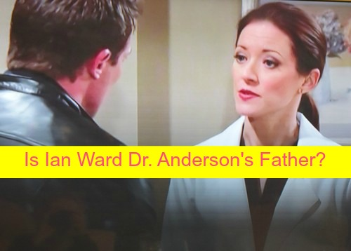 The Young and the Restless (YR) Spoilers: Who Is Dr. Anderson - Is Ian Ward Her Father?