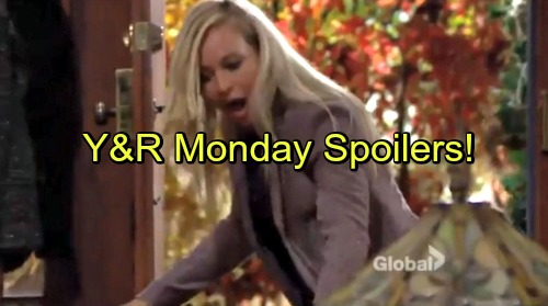 'The Young and the Restless' Spoilers: Jack Rages at Billy, Brother Battle Heats Up – Sharon and Nick's Awkward Encounter