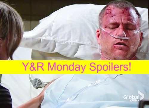 The Young and the Restless (Y&R) Spoilers: Stitch Wakes Up, Loves Ashley - Sharon Sees New Baby - Gwen Messes Up Big Time