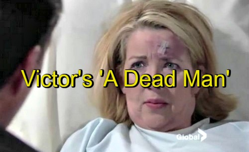 The Young and the Restless (Y&R) Spoilers: Drunk Nikki Hit by Car – Victor's a Dead Man Says Prison Assassin