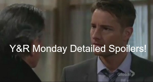 The Young and the Restless (Y&R) Spoilers: Adam Helps Sage Cope, Victor Threatens – Dr. Anderson Loses Control of Plan