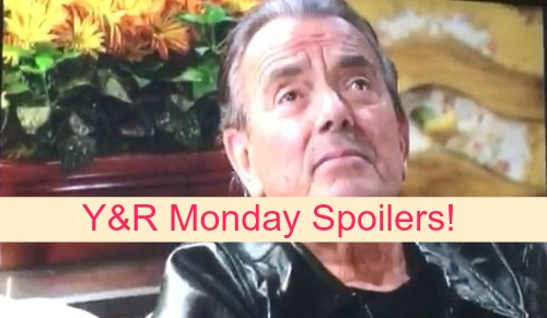 The Young and the Restless (Y&R) Spoilers: Victor Meets Nick, Keeps Adam in Hot Water - Gwen and Hilary Face Off