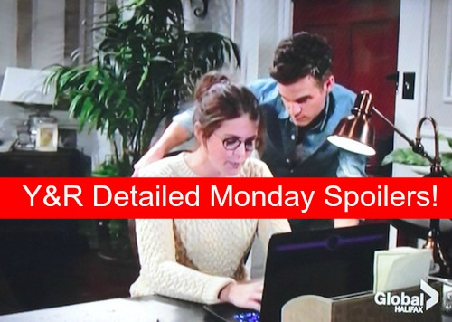 The Young and the Restless (Y&R) Spoilers: Victor To Trade Marisa for Adam – Mariah Knows Natalie Really The Target