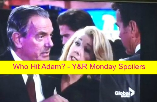 The Young and the Restless (Y&R) Spoilers: Who Tried to Murder Adam - Victor Blames Billy, Chloe a Suspect