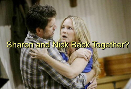The Young and the Restless (Y&R) Spoilers: Sage and Nick Split Over Christian - Back Together With Sharon After Sully Loss