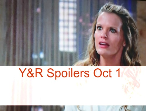 The Young And The Restless Yr Spoilers Chelsea Threatens Adam With Delias