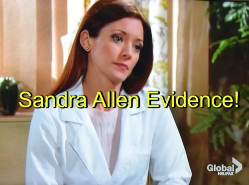 The Young and the Restless (Y&R) Spoilers: Dr. Anderson Kisses Nick - Sage Finds Shocking Evidence of Sandra Allen