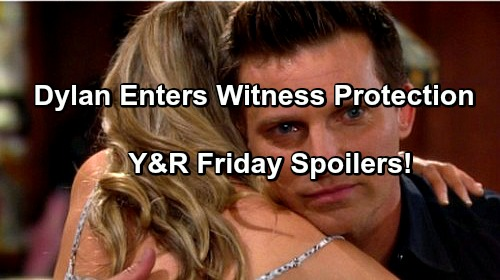 The Young and the Restless Spoilers: Dylan Enters Witness Protection Program – B&B's Eric Forrester Meets with Lauren