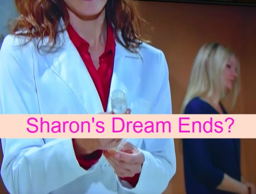 The Young and the Restless (Y&R) Spoilers: Sharon's Knows Pregnancy Fake, Tells Dylan - Dr. Anderson Flees With Christian?