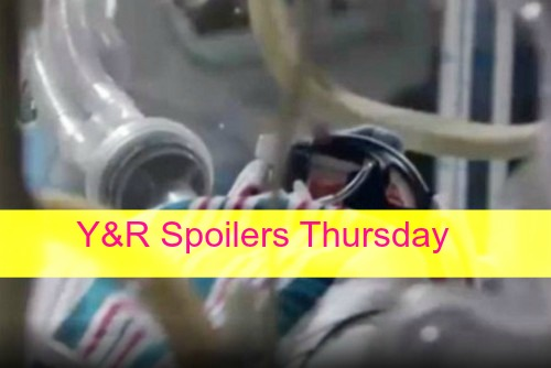The Young and the Restless (Y&R) Spoilers: Sage's Baby 'Christian Andrew Newman' Fights for Life – Adam Takes Blame, Apologizes