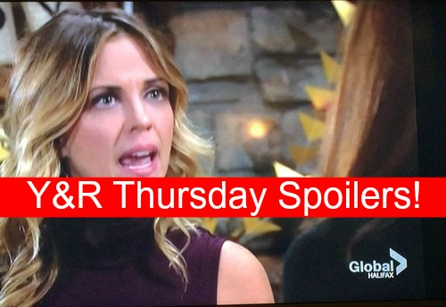 The Young and the Restless (Y&R) Spoilers: Furious Sage Warns Dr. Anderson to Butt Out – Phyllis and Victor at War