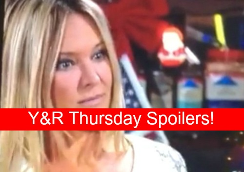 The Young and the Restless (Y&R) Spoilers: Dr. Anderson Loses Control of Sharon – Sage Attacks Nick Over Christian