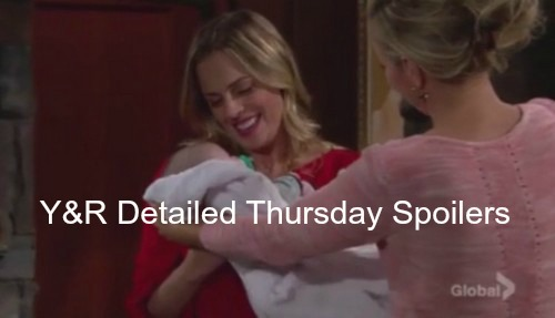 The Young and the Restless (Y&R) Spoilers: Break-Ups and Make-Ups – Sully's Eyes Examined by Sage