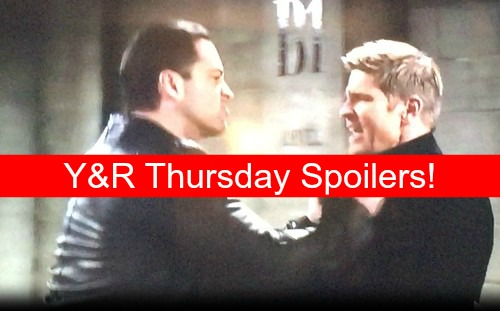 The Young and the Restless (Y&R) Spoilers: Billy Roughed Up by Bookie - Ashley Awakens, Tells Dr. Neville Deadly News