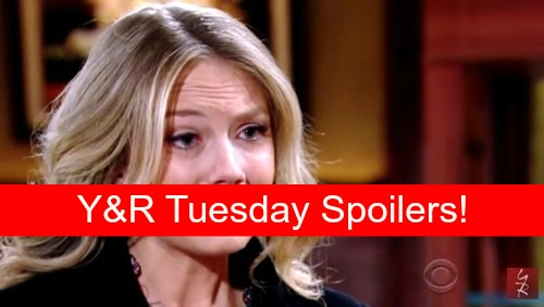The Young and the Restless (Y&R) Spoilers: Abby Confronts Ashley Over Stitch – Nick Takes Good Look at Sully, Sees Christian?