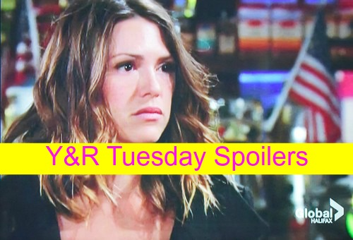 The Young and the Restless (Y&R) Spoilers: Baby Christian Critical - Chloe Ran Down Adam, Attacks Mariah – Stitch Proposes