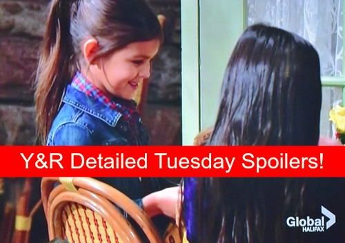 The Young And The Restless Yr Spoilers Adam Plots To Ruin Billy