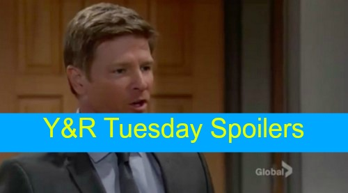 The Young and the Restless (Y&R) Spoilers: To Run and Hide or To Stand and Fight - Sibling Rivalry and Blind Hatred