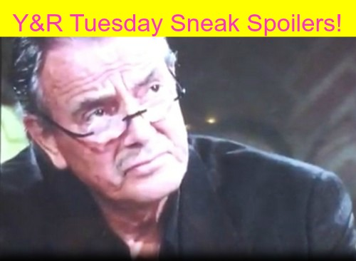 The Young and the Restless (Y&R) Spoilers: Luca and Marco Move On Victor - Adam Off To Jail Despite Heroics?