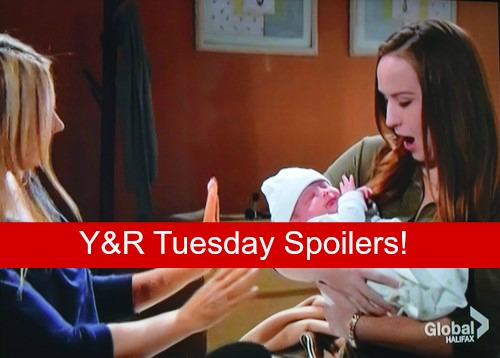 The Young and the Restless (Y&R) Spoilers: Dr. Neville Drugs Dylan, Escapes - Adam Sent to War – Sharon Mothers Christian