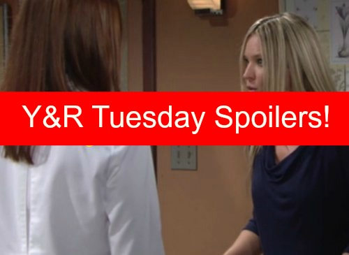 The Young and the Restless (Y&R) Spoilers: Sharon Fights With Dr Anderson – Sage Snaps at Faith, Nick Furious