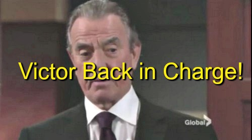 The Young and the Restless (Y&R) Spoilers: Victor Gets Free, Reclaims Throne – Phyllis and Jack's Anger Explodes